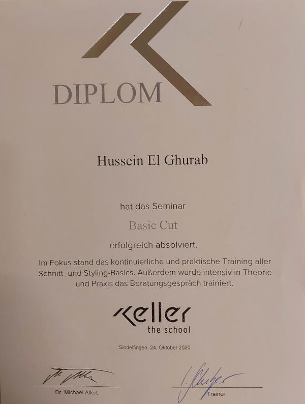 Fortbildung Hussein El Gharab